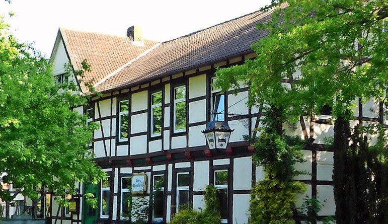 Im denkmalgeschützten Wegehaus sollen Wohnungen entstehen