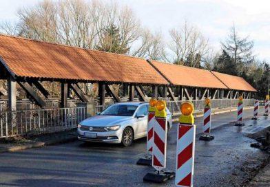 Vollsperrung: Sanierung der Okerbrücke startet am 13. Januar