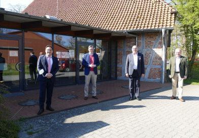 Testzentrum im Kulturzentrum Meinersen eröffnet