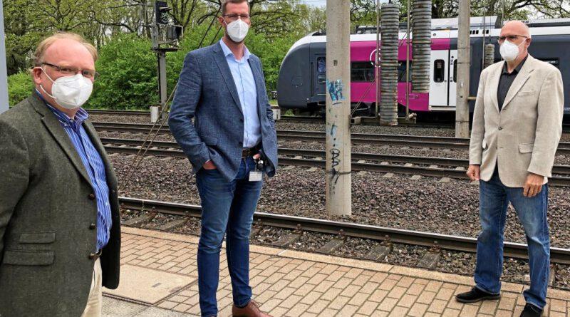 Millionenkur für den Bahnhof Meinersen