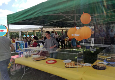 Sommerfest der CDU Meinersen im Maislabyrinth Höfen